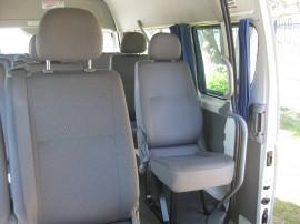 12 Seats Interior