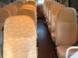 24 Seats Interior