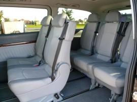 6 seat Mercedes Interior