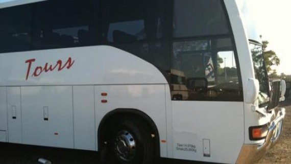 Corporate Bus Charter in Melbourne